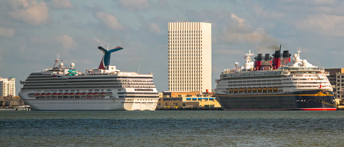 Discount Cruise Parking : Save On Port Of Galveston Cruise Ship Parking
